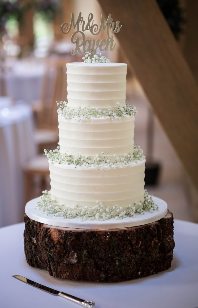 Gypsophila Buttercream