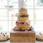 Naked Cake & Cupcakes