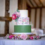 Hand-Painted & Sugar Flowers