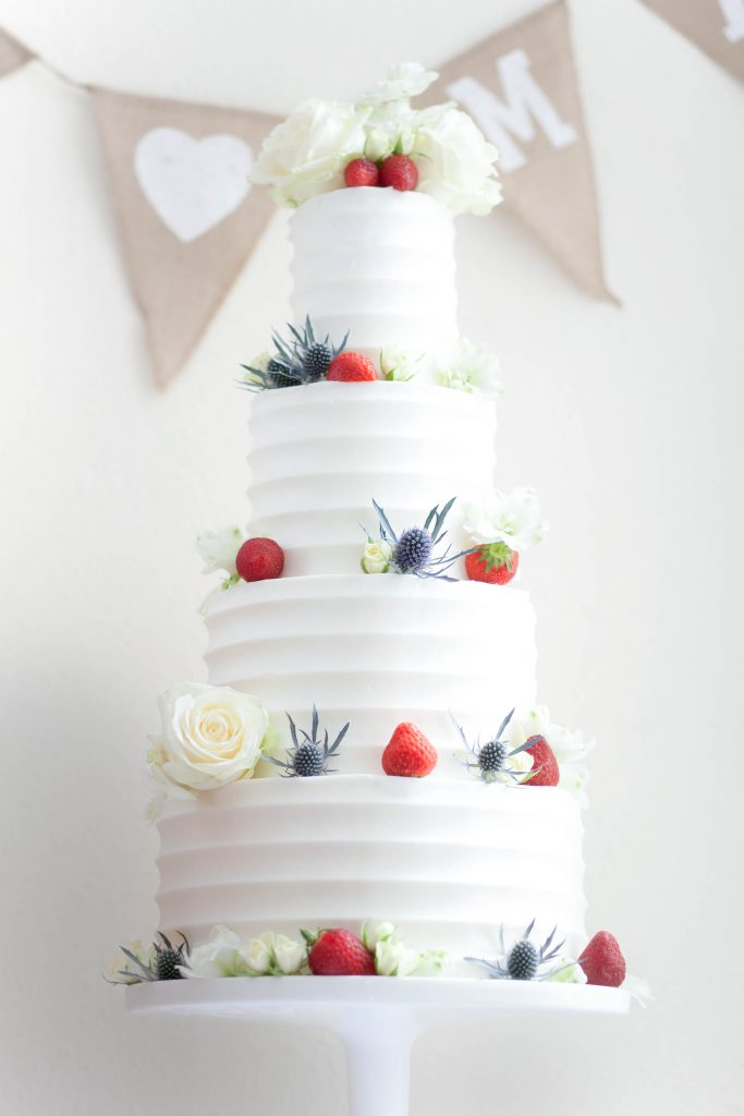 Buttercream & Fruit
