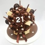 Chocolate Giant Cupcake