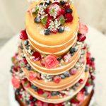 Fruit Naked Cake