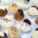 Mixed Wedding Cupcakes