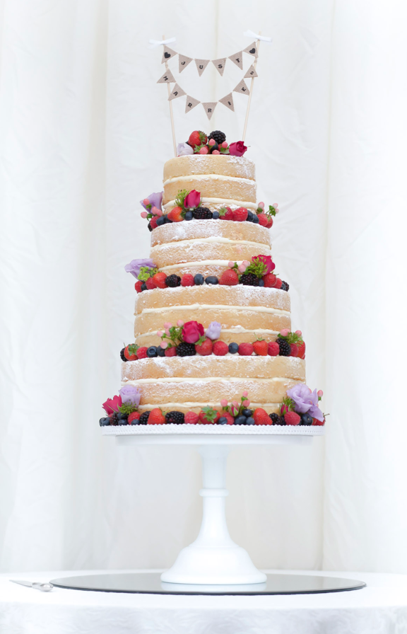 4 Tier Naked